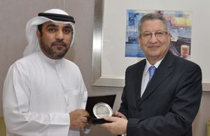 Sharjah Chamber reviews areas of cooperation with Algerian Consulate
