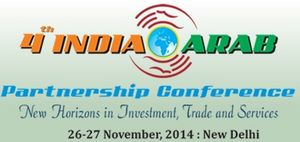 4th India-Arab Partnership Conference