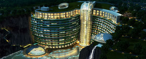 Atkins-designed InterContinental Shanghai Wonderland hotel open