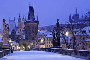 Amazing Winter holiday packages to Prague starting from AED 1,999