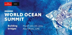 AmCham Abu Dhabi is partnering with The Economists World Ocean Summit 2019