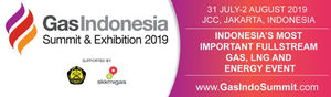 SKK Migas Cordially Invites You To Attend Gas Indonesia Summit and Exhibition 2019SKK Migas Cordially Invites You To Attend Gas Indonesia Summit and Exhibition 2019