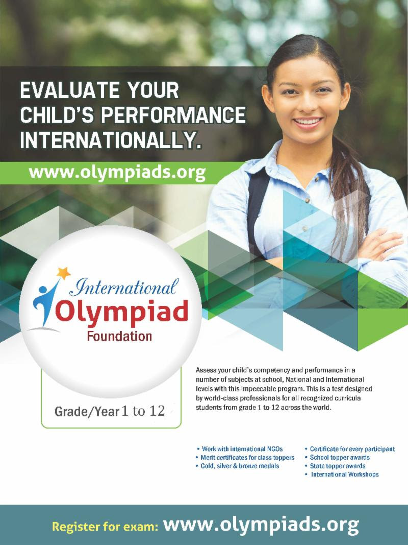 International Olympiad Qualifier 2020 - Registrations Open