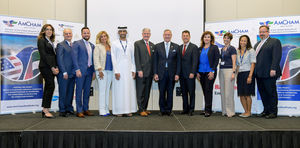 AmCham Abu Dhabi Announces Newly Elected 2019-2020 Board of Directors