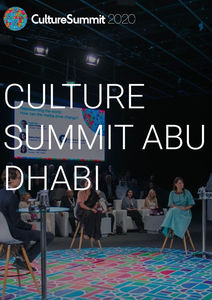 Arts And Culture Summit, Abu Dhabi