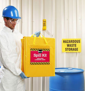 More about Spill Kits and how to tackle spills