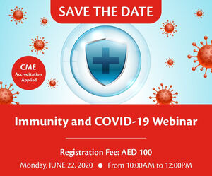 Hurry Book your spot on our webinar  and earn CME credits