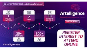 Artelligence Forum Virtual Event by Khaleej Times