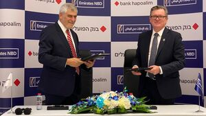 Emirates NBD signs MOU with Israel Bank Hapoalim