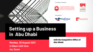 Setting up a Business in Abu Dhabi
